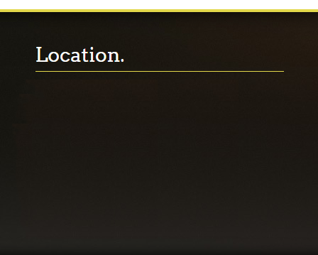 No Map is Displayed