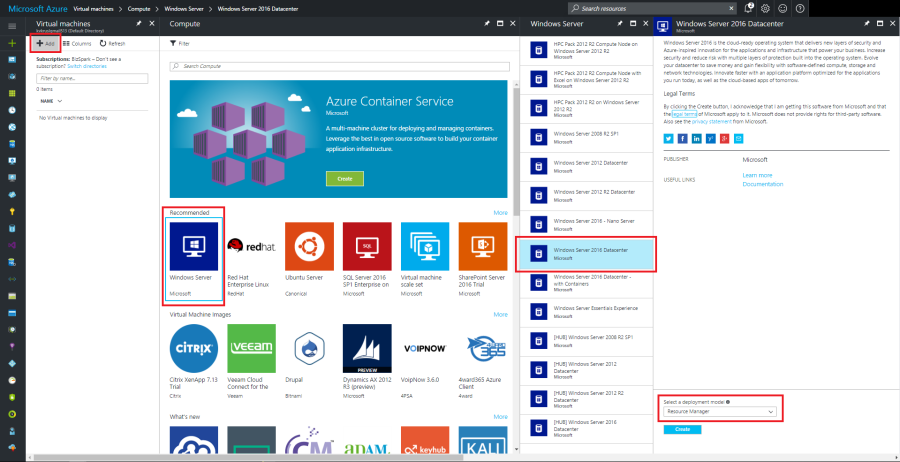 Deploying Highly Available Azure Virtual Machines | Kasun